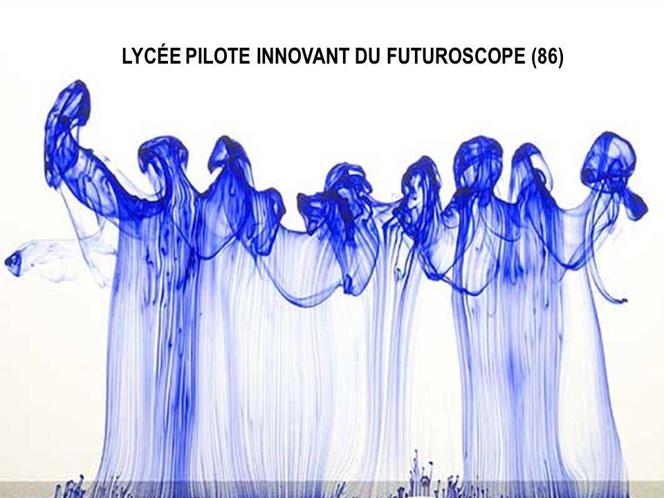 LYCÉE PILOTE INNOVANT DU FUTUROSCOPE (86)