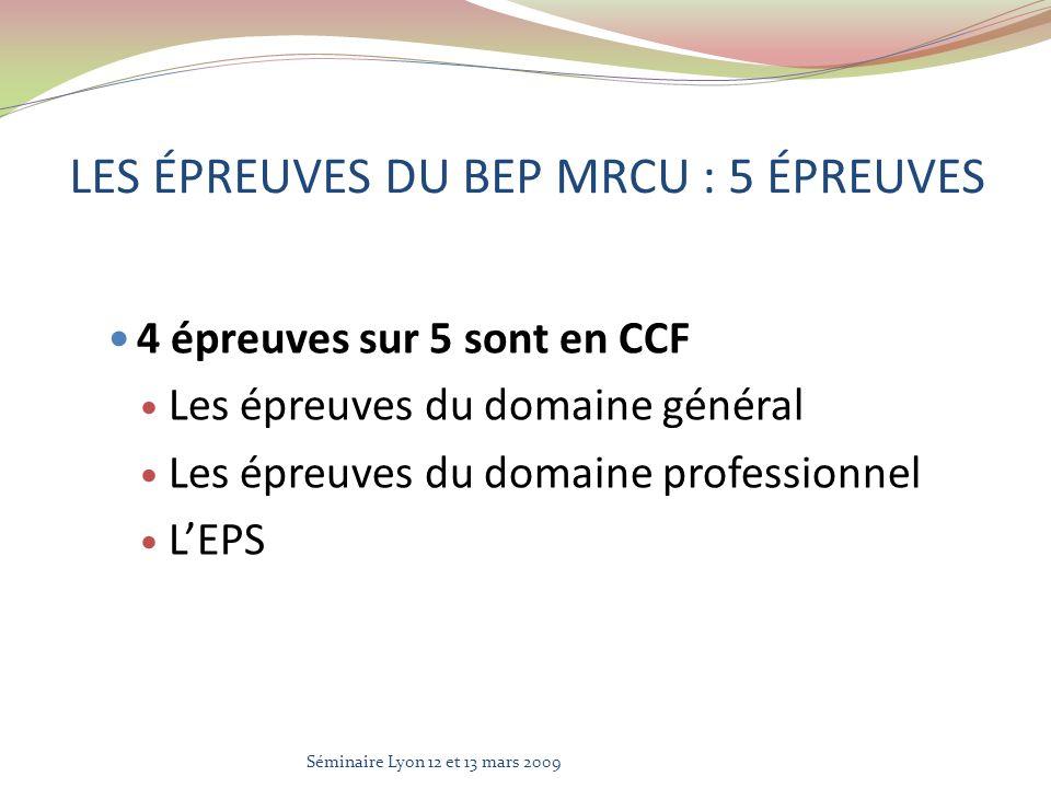 Positionné et évalué par la commission EP2 : Pratique de laccueil, de linformation et de la vente Contrôle ponctuel