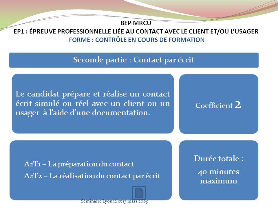 B.Forme ponctuelle Épreuve ponctuelle terminale orale et écrite en centre dexamen.