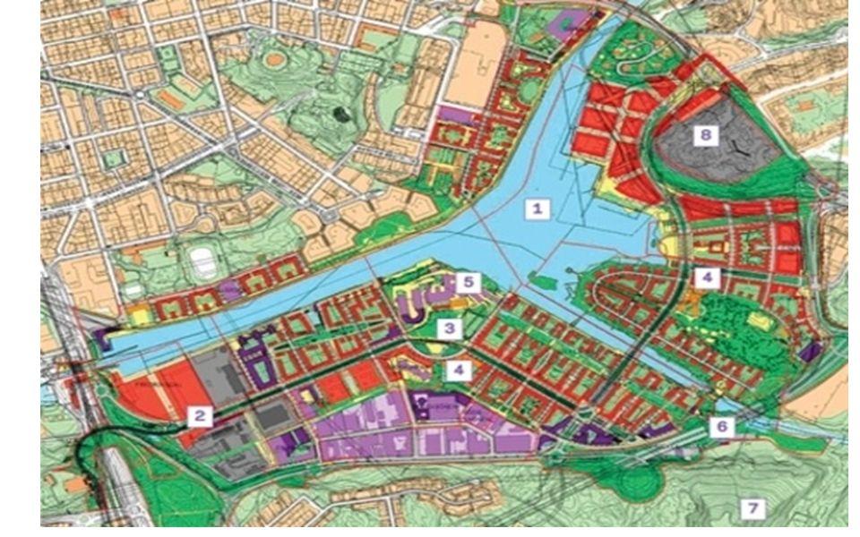 Chapitre 1 / Thème 1 : les enjeux du développement durable EDC : le quartier durable dHammarby Problématique : Quels sont les trois défis majeurs du développement durable .