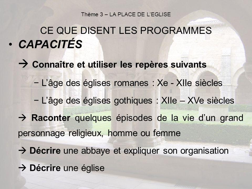 De 1h à 2h du matin office de Matines Dans léglise : -Définition de chanoine -Consignes : -Prière, -Plan de léglise, -Eléments sur la place de lEglise au Moyen Age.