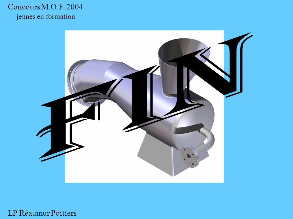 Concours M.O.F. 2004 jeunes en formation LP Réaumur Poitiers