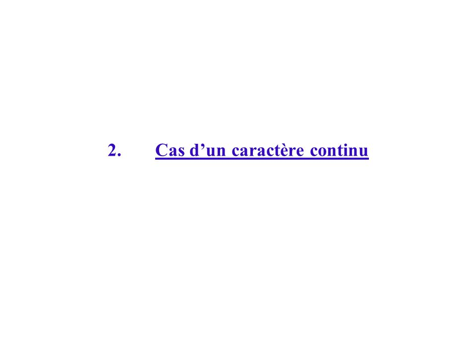 Exemple 1 Distance en Km Nombre dentreprises ECCECD [0 ; 5[8893 [5 ; 10[223085 [10 ; 15[326263 [15 ; 20[188031 [20 ; 25[58513 [25 ; 50[8938 Total93 1.