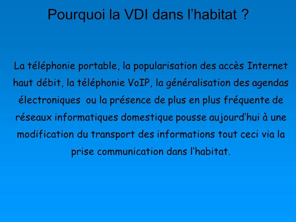 La téléphonie portable, la popularisation des accès Internet haut débit, la téléphonie VoIP, la généralisation des agendas électroniques ou la présenc