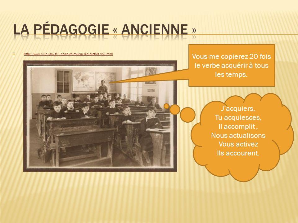 http://www.curiosphere.tv/ressource/11645-les-rythmes-scolaires/73695-rythmes-scolaires-page-3 http://wilfridhoffacker.blog.lemonde.fr/2005/12/13/2005_12_un_regard_toi_u/ Quand ils seront près à apprendre leurs tables de multiplication, ils reviendront, jattends...vingt fois que tu tapes 6 fois de suite … donc, en tout, tu as tapé dans ta balle …..