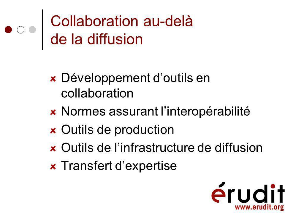 … et bien au-delà Imposer sa présence dans la communication scientifique, en milieu francophone, puis dans langlophonie Positionnement stratégique : i
