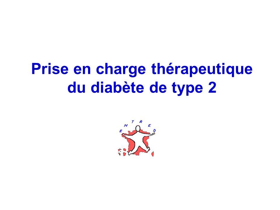 43 Prise en charge thérapeutique du diabète de type 2