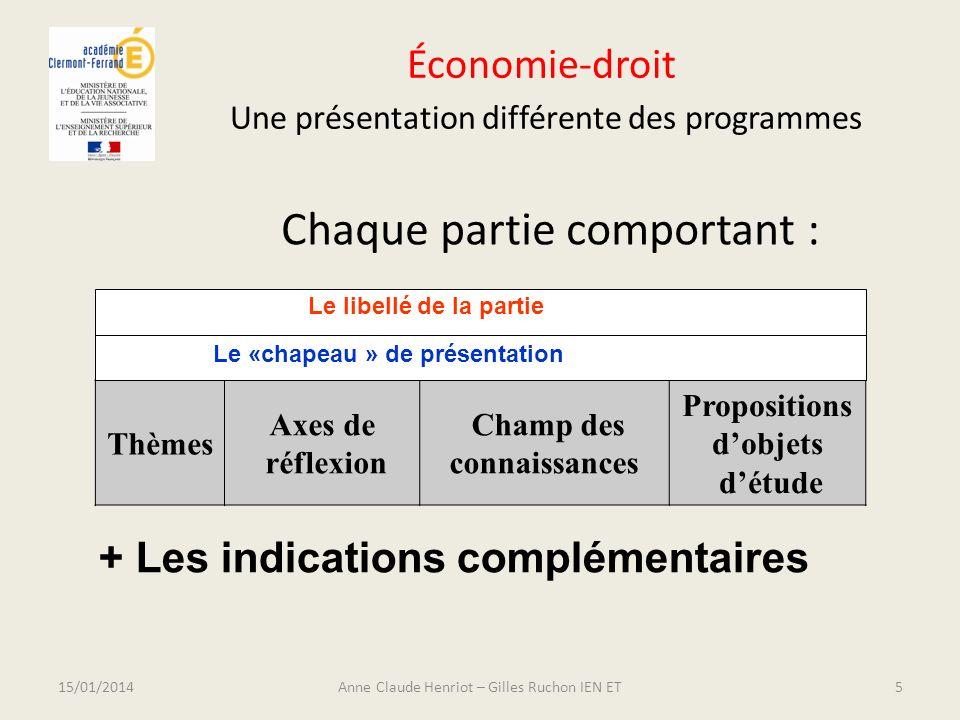 Valorisation 15/01/2014Anne Claude Henriot – Gilles Ruchon IEN ET26 Exemple 1 : Dossier (4,5 points) Connaissances - Compétences méthodologiques ++ Capacités à restituer (écrite) + peut être transformé en : 0,5 + 1,5 + 1 = 3 sur 4,5 Exemple 1 : Dossier (4,5 points) Connaissances - Compétences méthodologiques - Capacités à restituer (écrite) + peut être transformé en : 0 + 0.5 + 1 = 1,5 sur 4,5