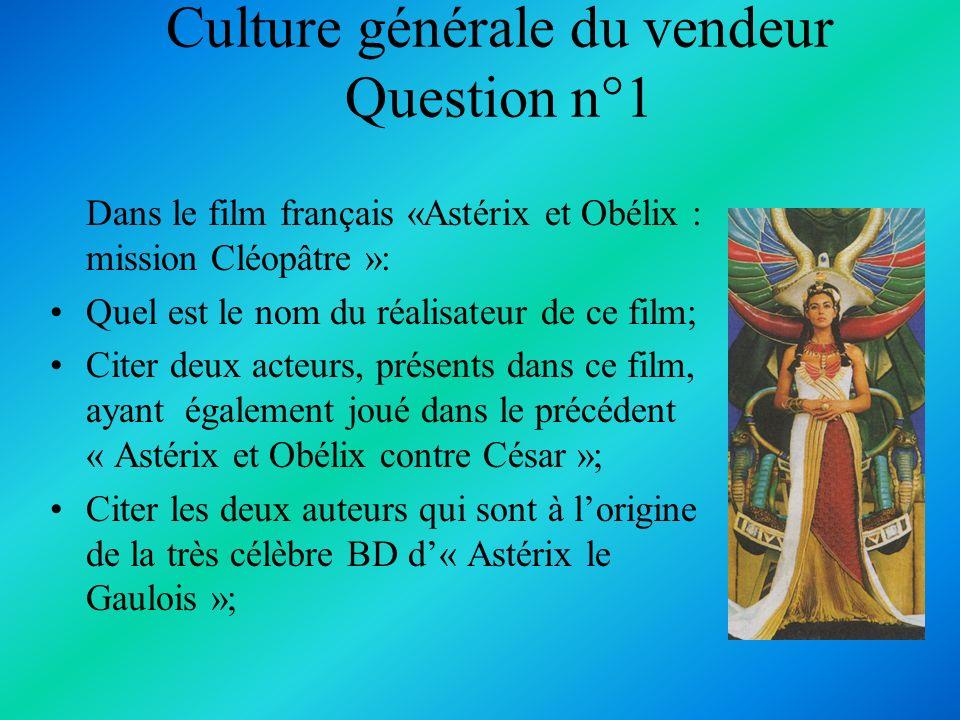 Réponse n°1 Alain Chabat Christian Clavier et Gérard Depardieu René Goscinny et Albert Uderzo