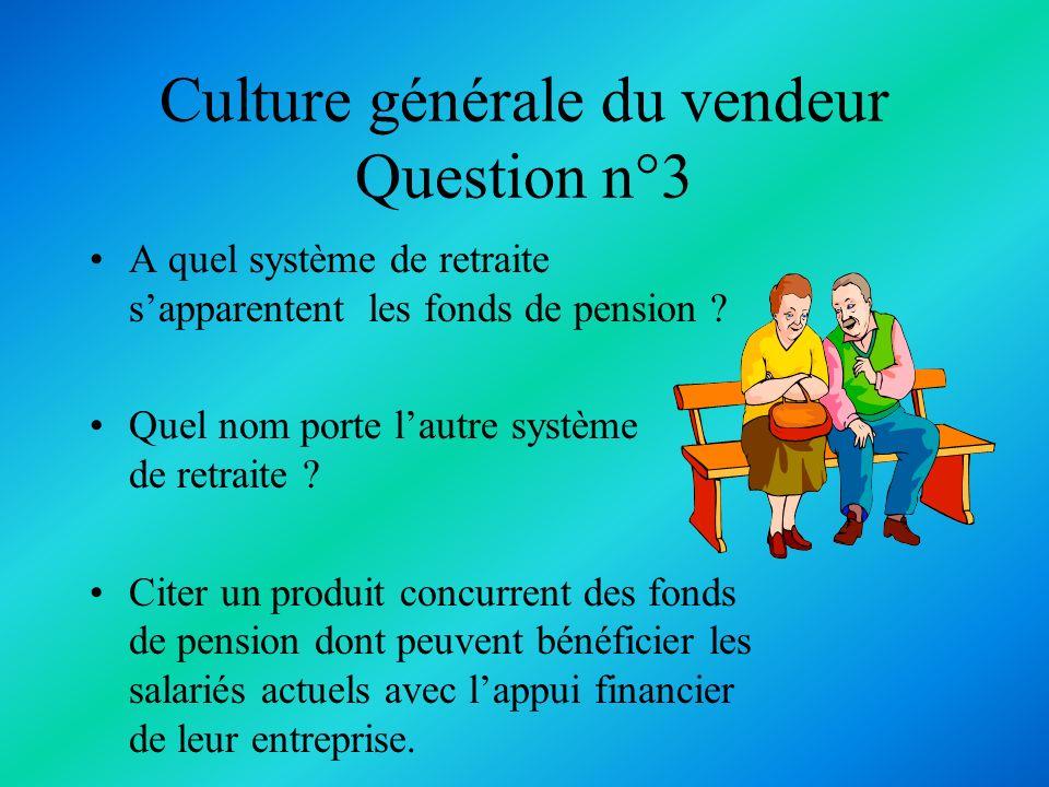 Réponse n°3 Retraite par capitalisation Retraite par répartition Plan dépargne entreprise (PEE)