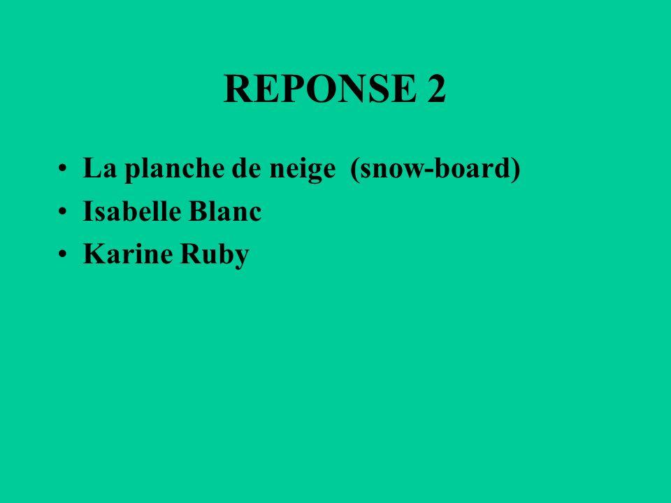 QUESTION 3 Citer les trois premiers ministres français qui ont précédé Lionel JOSPIN?