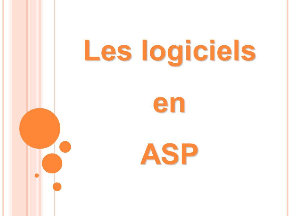 SOMMAIRE LASP Les forces de lASP Les faiblesses de lASP Les logiciels en ASP Compléments : - La tenue et le contrôle des comptabilités informatisées - La marque « NF Logiciel de comptabilité informatisée »
