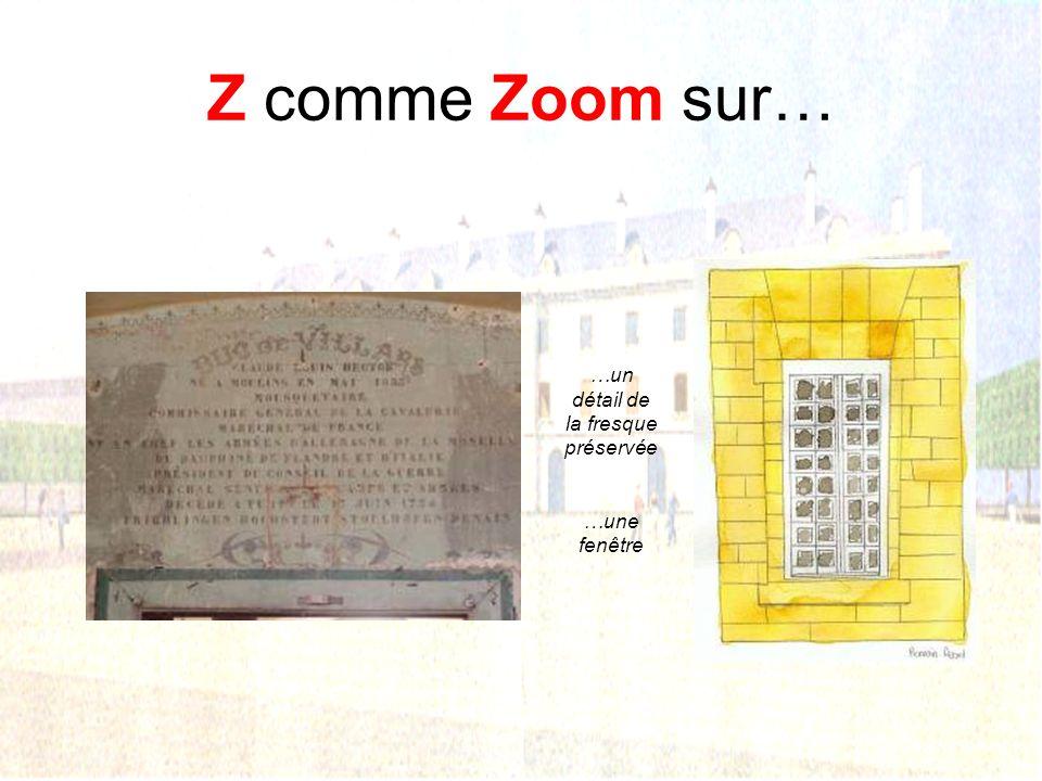 Z comme Zoom sur… …lœil de boeuf