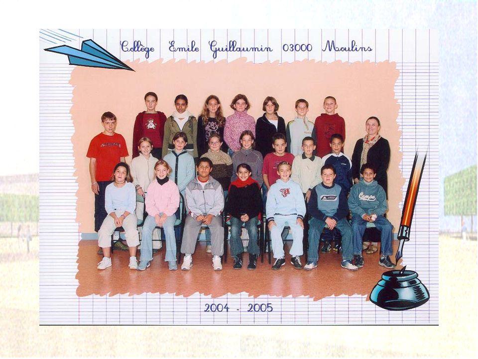 Éditorial Nous sommes 22 élèves de la classe de 6ème5 du collège Emile Guillaumin à Moulins dans lAllier. Notre projet est de découvrir notre patrimoi