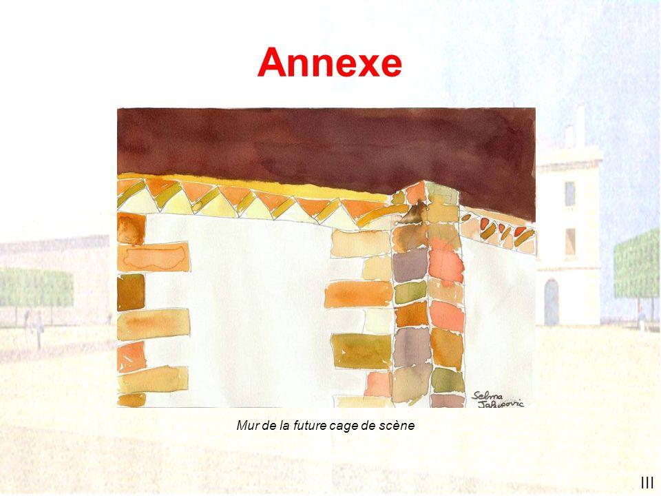 Annexe II Lescalier