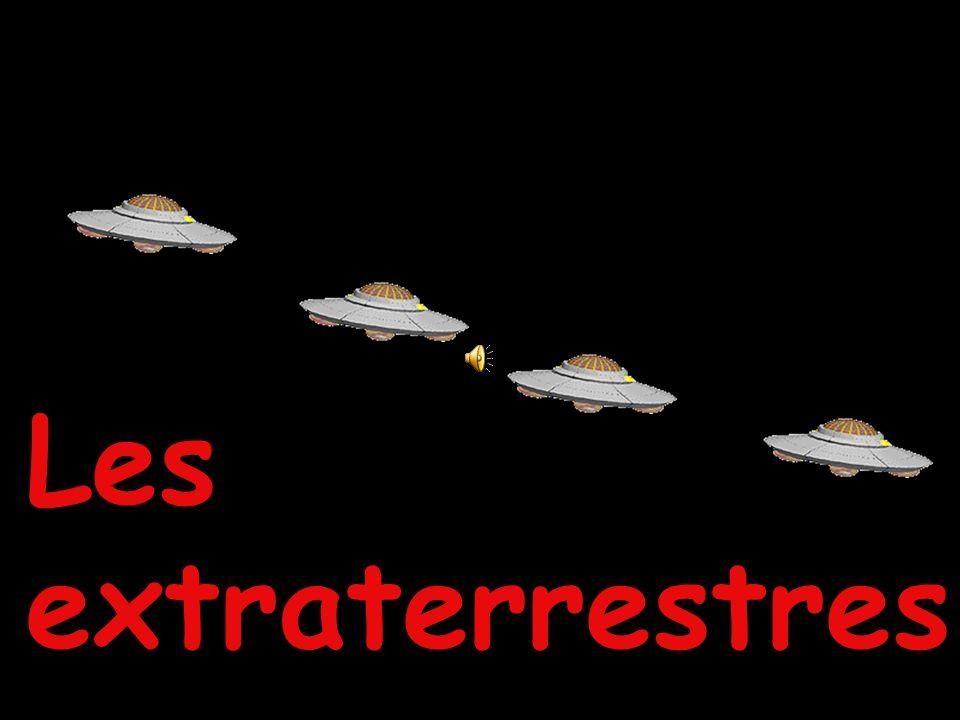 Les extraterrestres