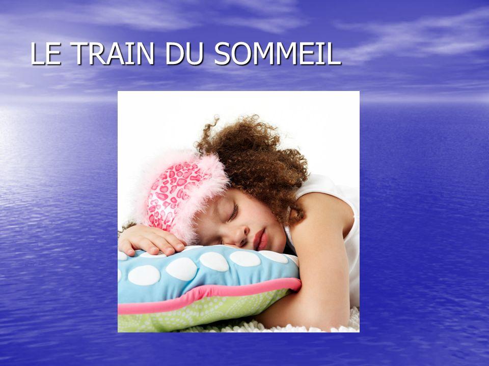 LE TRAIN DU SOMMEIL