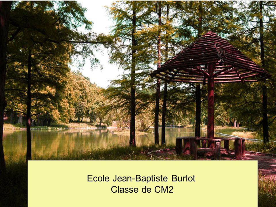 Ecole Jean-Baptiste Burlot Classe de CM2