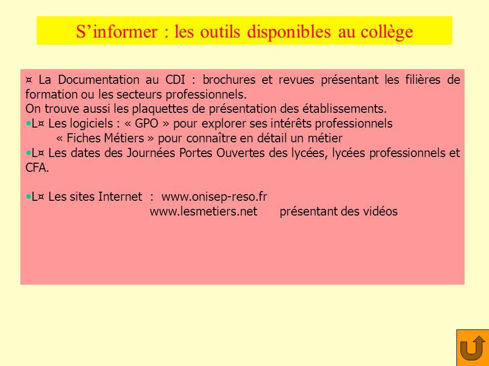 Tertiaire & Services (fin) CAP Employé de commerce multi-spécialités : Lycée A. Gasquet à Clermont ou Institut des métiers à Clermont-Fd CAP Employé d