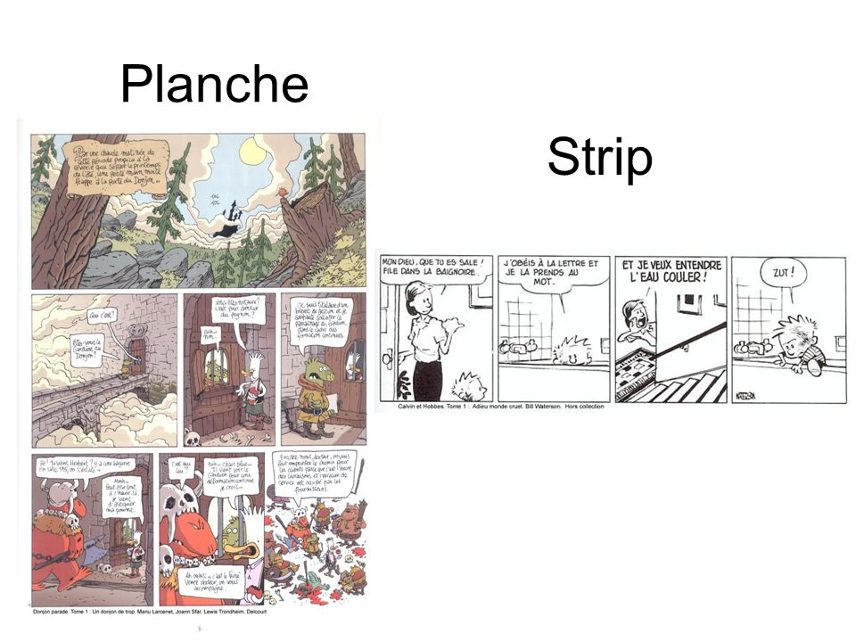 Planche Strip