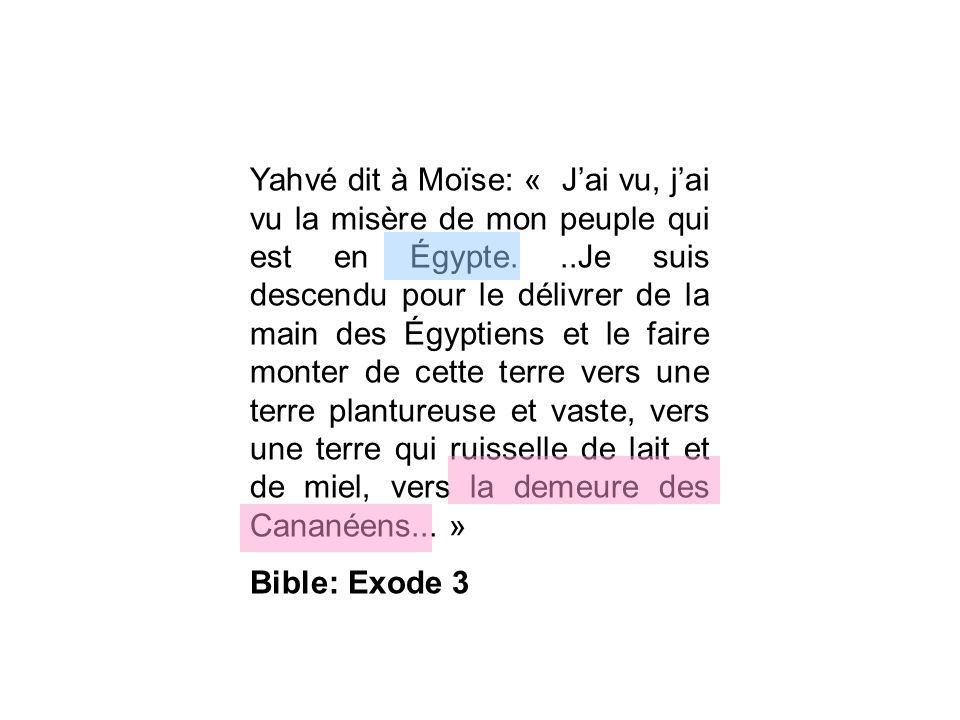 Les Hébreux nomades UR HARAN Mésopotamie Mt Ararat Mt Sinaï Canaan Égypte 2 Les Hébreux sinstallent en Égypte