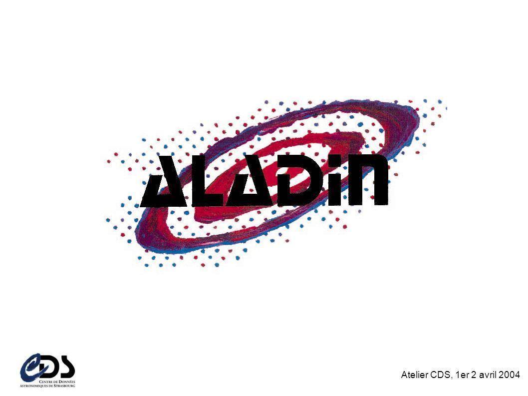 Atelier CDS, 1er 2 avril 2004