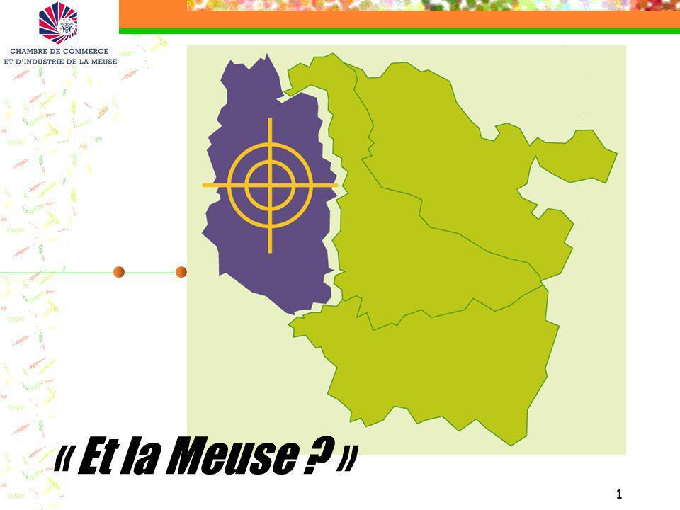 1 « Et la Meuse ? »