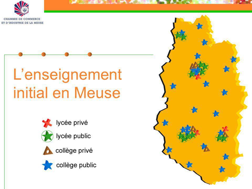 20 Lenseignement initial en Meuse
