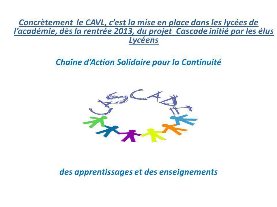 Cest aussi pour cette année scolaire, le projet pour les élus du CAVL de se pencher sur le thème de « légalité Filles- Garçons »
