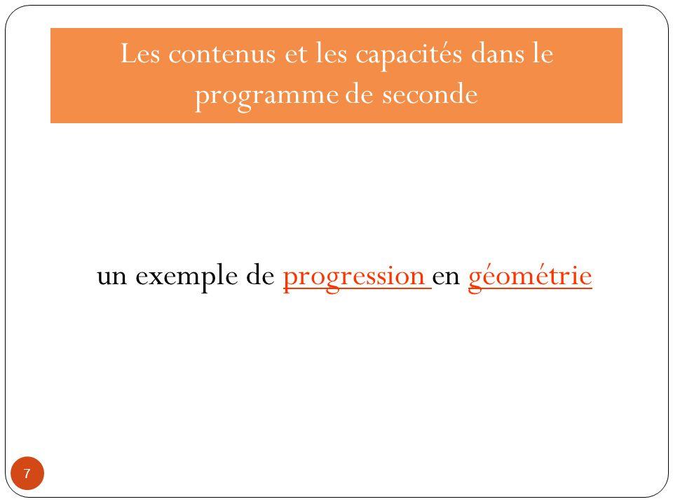 Exemple dactivité : le théorème de Varignon ABCD est un quadrilatère.