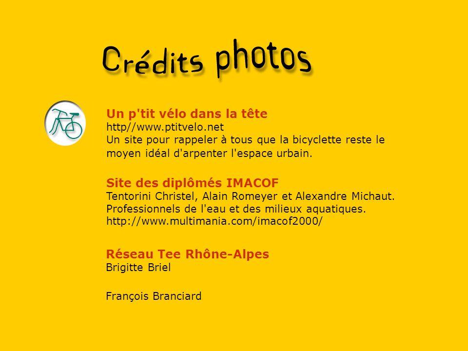 Site des diplômés IMACOF Tentorini Christel, Alain Romeyer et Alexandre Michaut.
