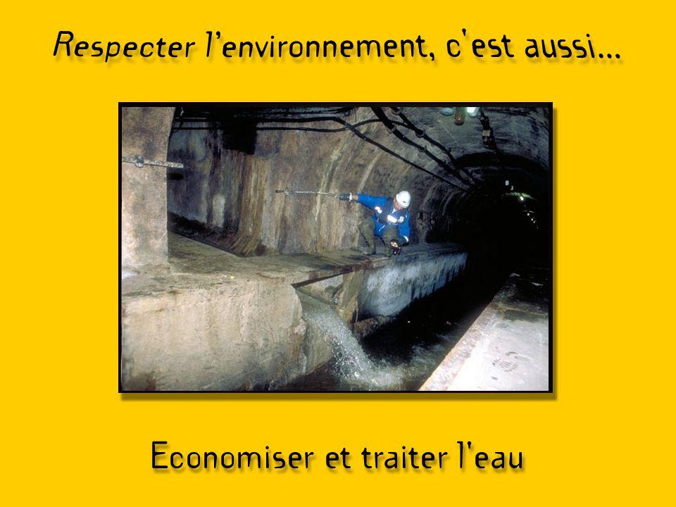 Les métiers de l environnement sont des métiers en construction.