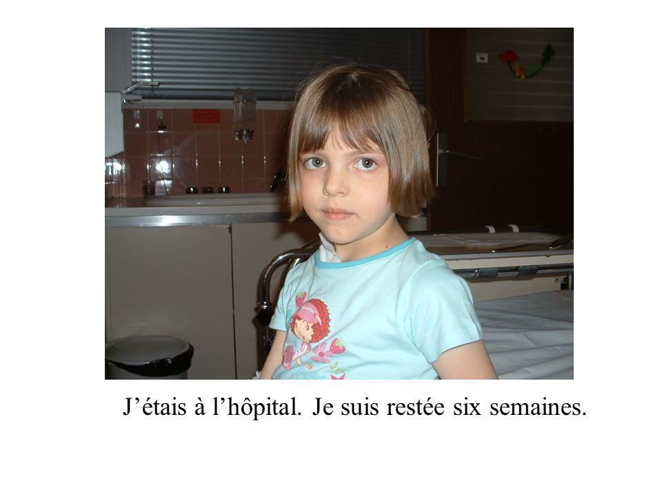 Voici lhôpital denfants. Il est à Nancy.