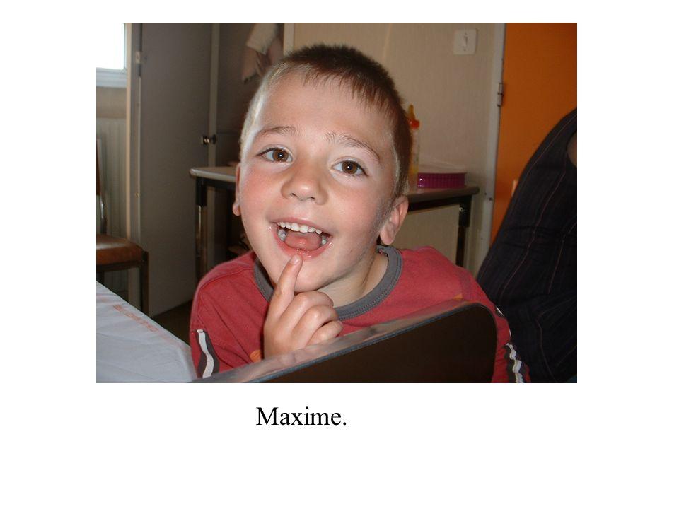 Maxime.