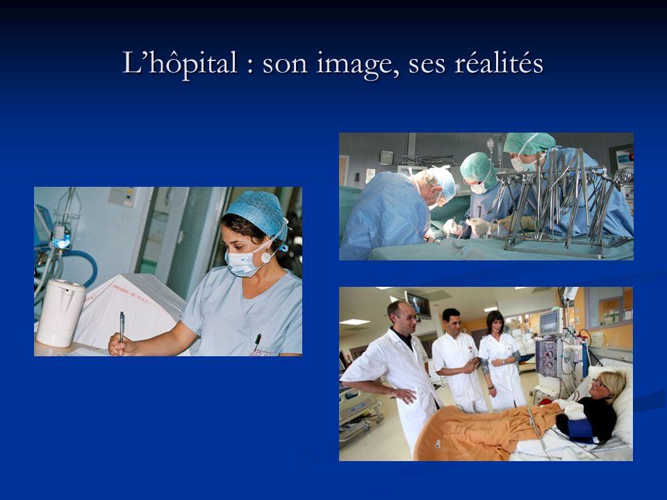 Lhôpital : son image, ses réalités