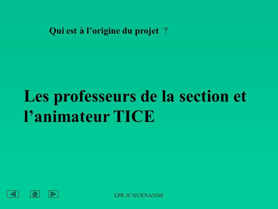 LPR JC GUENANGE Activités disciplinaires et pluridisciplinaires : 1.