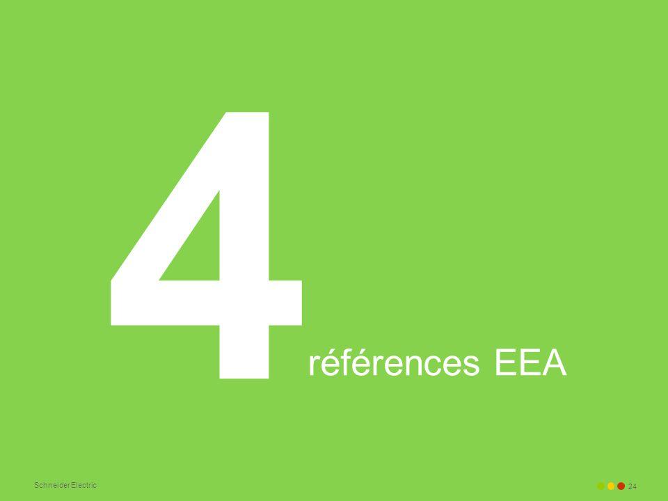 Schneider Electric 24 références EEA 4