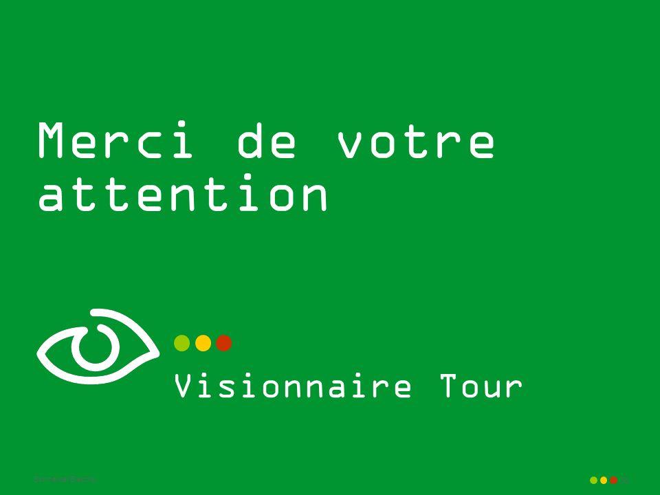 Schneider Electric 30 Merci de votre attention Visionnaire Tour