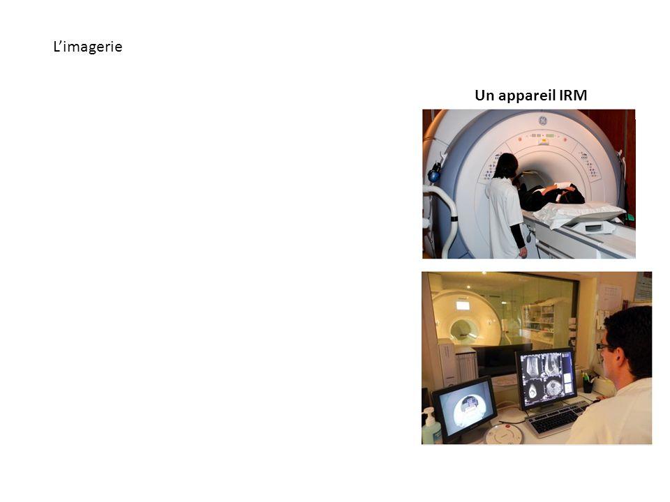 Un appareil IRM Limagerie