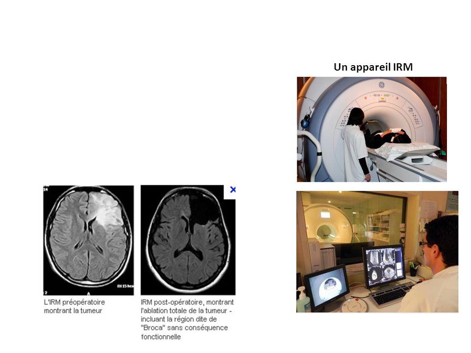 Un appareil IRM