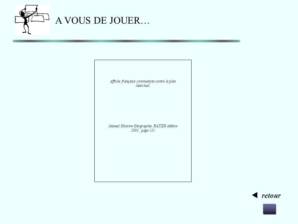 retour A VOUS DE JOUER… Affiche française pour un emprunt d'Etat, 1915