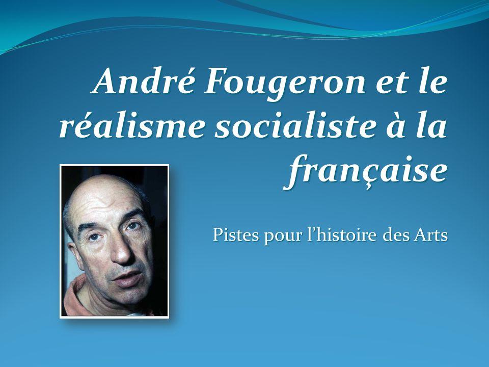André Fougeron et le réalisme socialiste à la française Pistes pour lhistoire des Arts