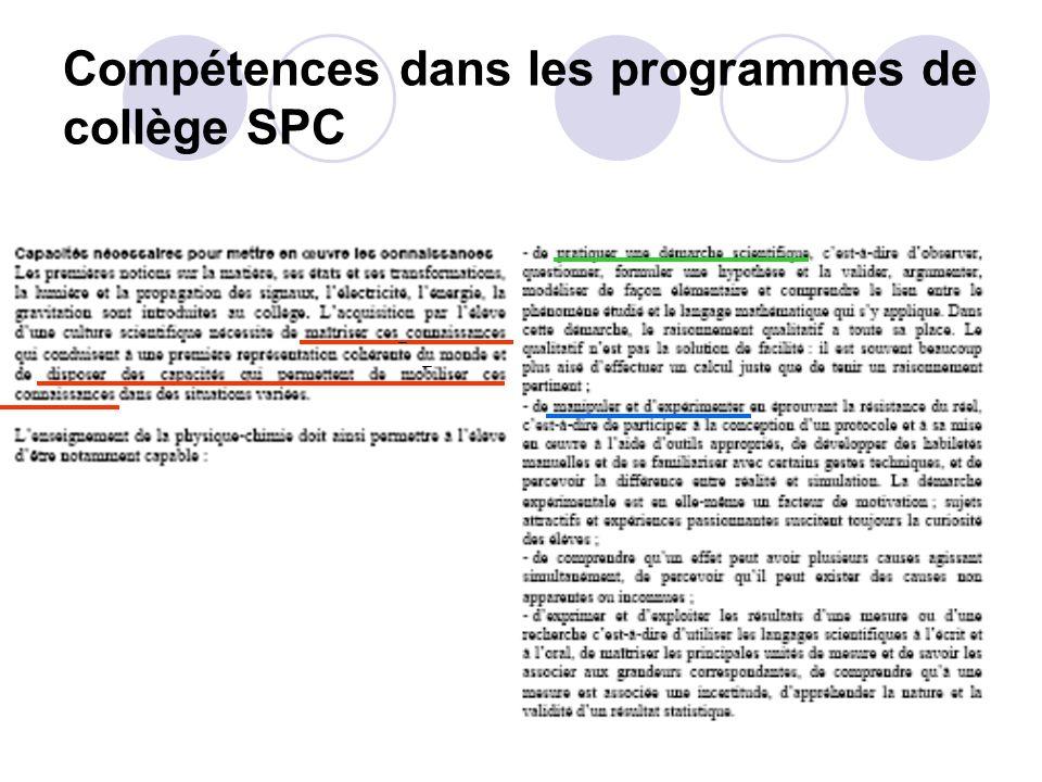 Scolarité obligatoire (école, collège) : nouveaux programmes et socle commun de connaissances et de compétences Lycées généraux, technologiques et pro