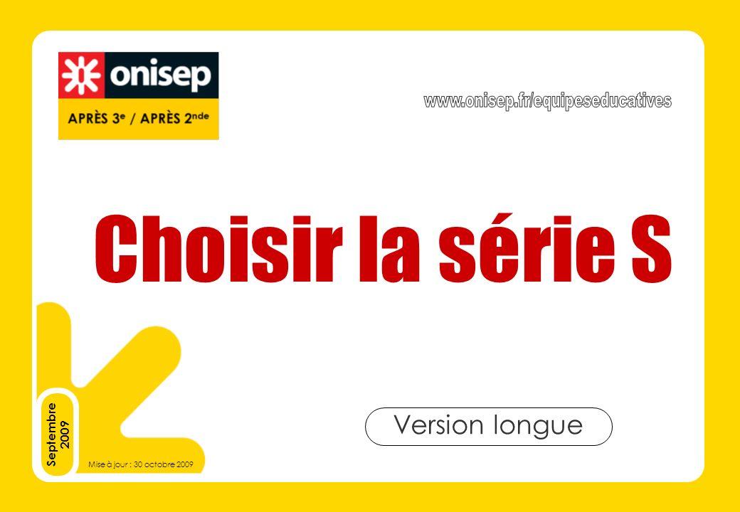 Un mini-site en lien avec la collection INFOSUP www.onisep.fr/infosup/s 3/5
