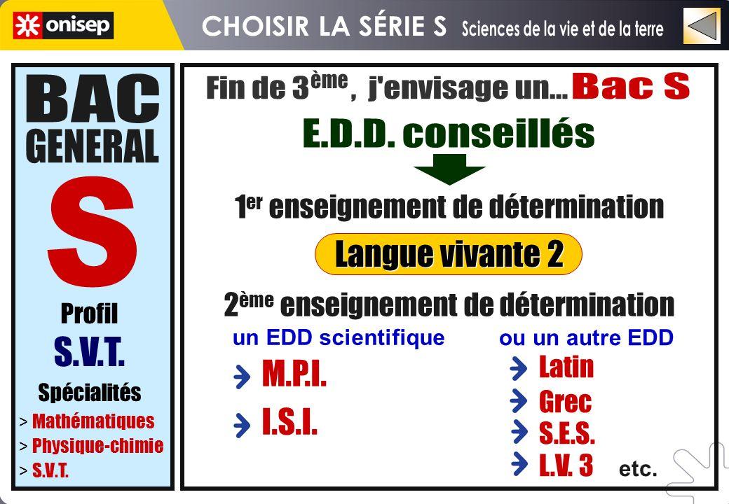 Latin (3h) Grec (3h) L.V.3 (3h) E.P.S.