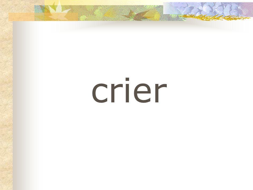 crier