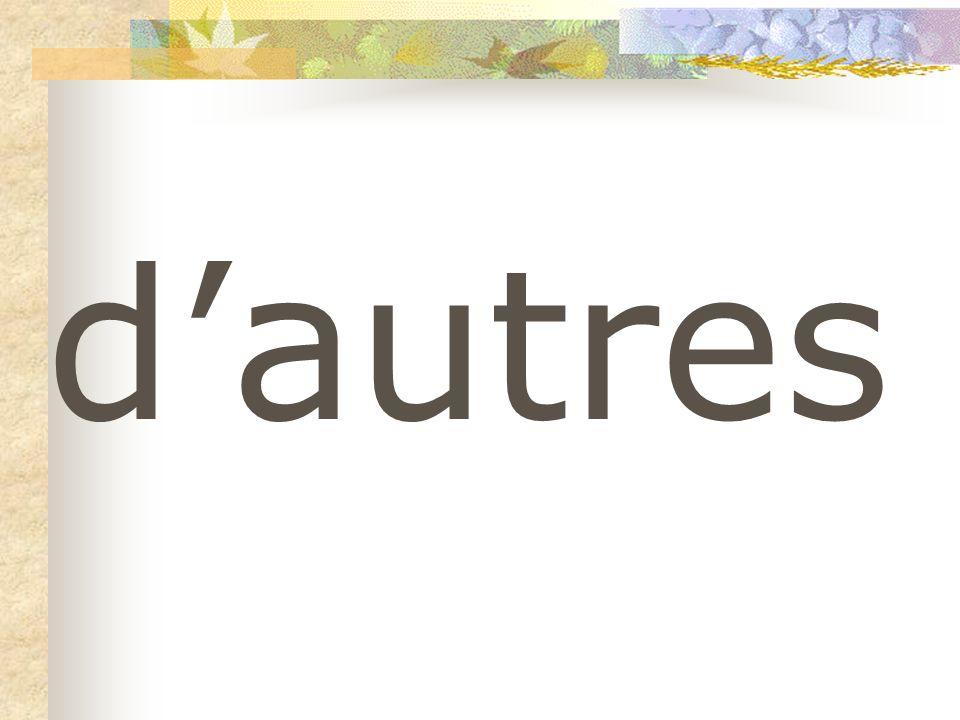 dautres