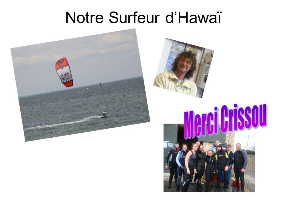 Notre Surfeur dHawaï