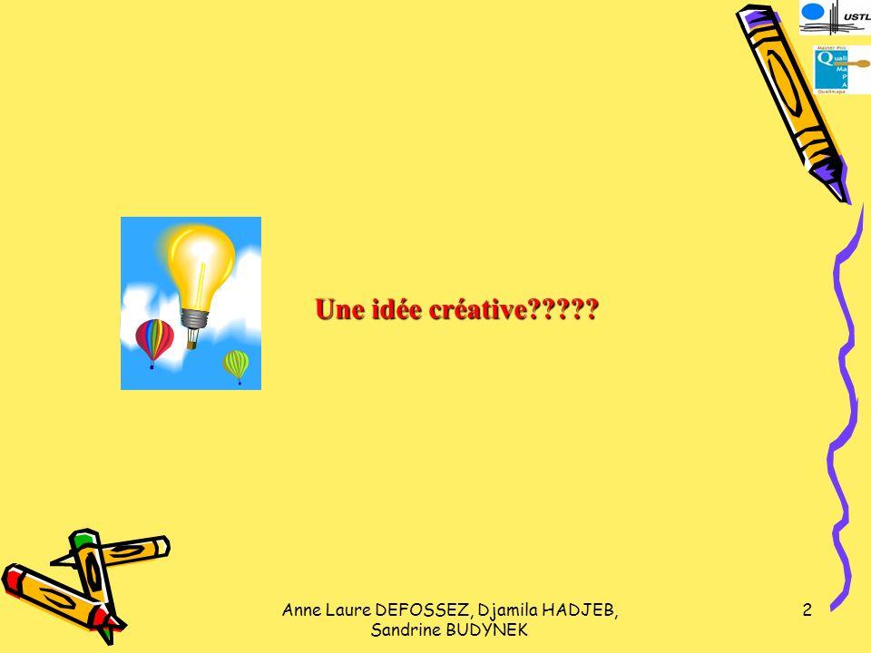 Anne Laure DEFOSSEZ, Djamila HADJEB, Sandrine BUDYNEK 3 Introduction Le terme communication vient du mot latin « communicare » qui signifie: mettre en commun, en relation avec.