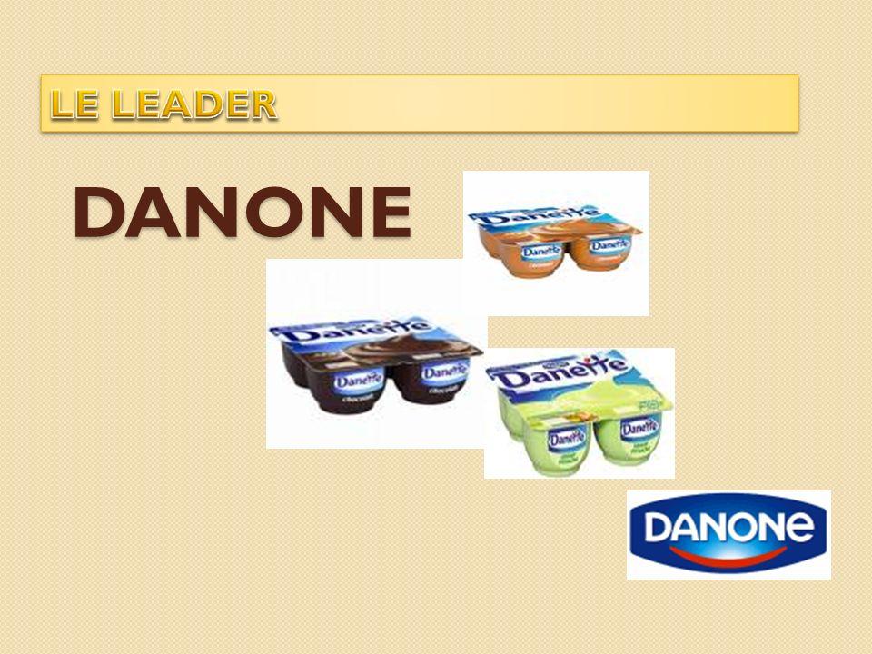 - Fin 2007 Danone rachète Numico (société néerlandaise), Danone renforce ainsi son activité d alimentation infantile, secteur où le groupe français est désormais à la seconde place mondiale.